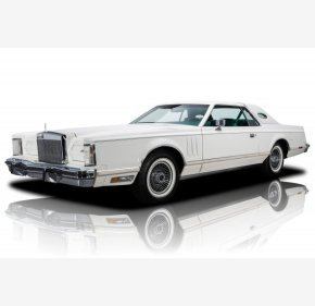 1977 Lincoln Continental for sale 101289233