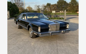 1977 Lincoln Continental for sale 101324797