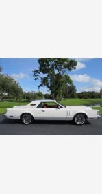 1977 Lincoln Continental for sale 101353582