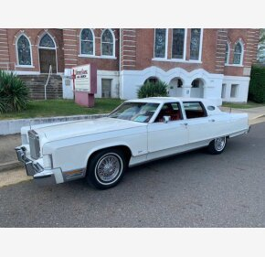 1977 Lincoln Continental for sale 101377192