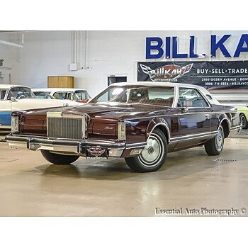 1977 Lincoln Continental for sale 101414994