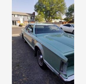1977 Lincoln Continental for sale 101420090