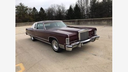 1977 Lincoln Continental for sale 101423315