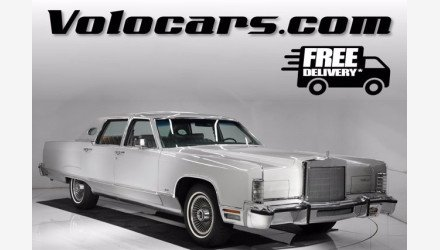1977 Lincoln Continental for sale 101437659