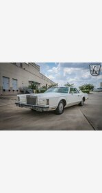 1977 Lincoln Continental for sale 101463651