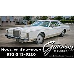 1977 Lincoln Continental for sale 101565373