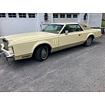 1977 Lincoln Continental for sale 101586481