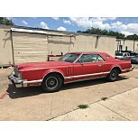 1977 Lincoln Continental for sale 101586684