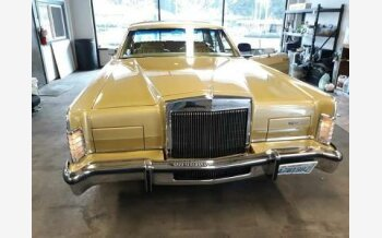 1977 Lincoln Continental for sale 101609297
