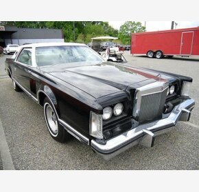 1977 Lincoln Mark V for sale 101185673
