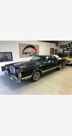 1977 Lincoln Mark V for sale 101249694