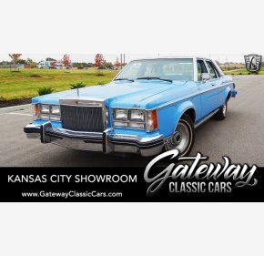 1977 Lincoln Versailles for sale 101249633