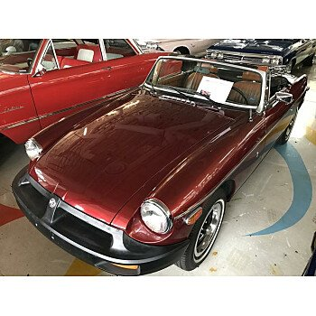 1977 MG MGB for sale 101062599