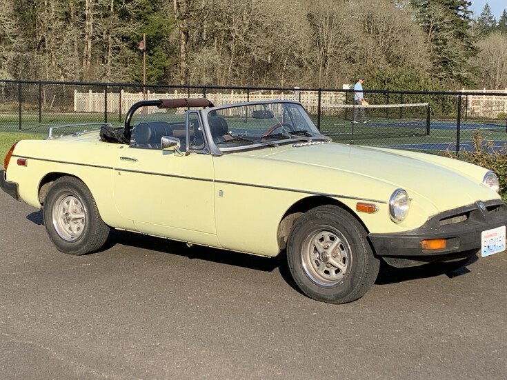 1977 MG MGB for sale 101474982