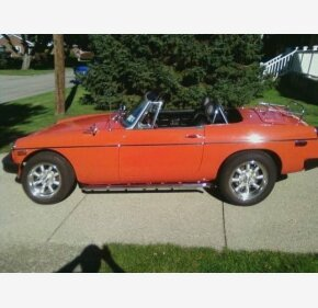 1977 MG MGB for sale 100829860