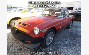 1977 MG MGB for sale 101017384