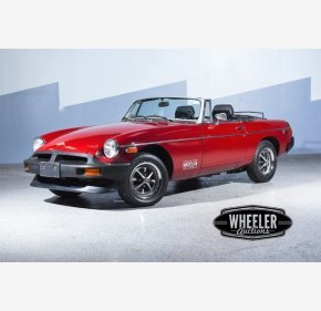 1977 MG MGB for sale 101077513