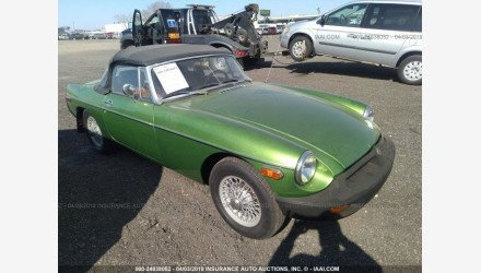 1977 MG MGB for sale 101118980
