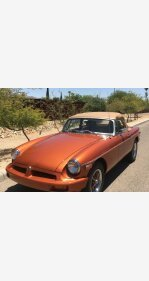 1977 MG MGB for sale 101119169