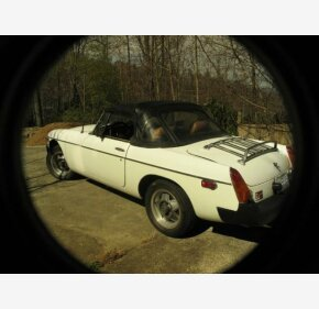 1977 MG MGB for sale 101123102
