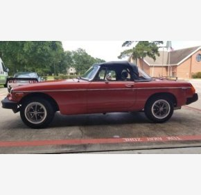 1977 MG MGB for sale 101178062