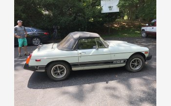 1977 MG MGB for sale 101185461