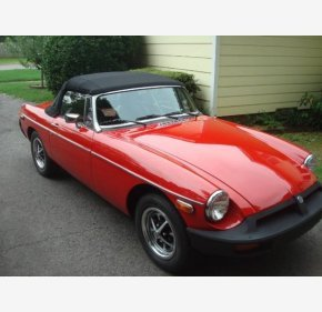1977 MG MGB for sale 101194054