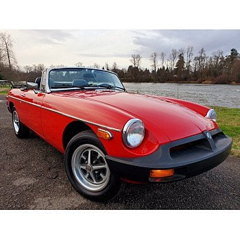 1977 MG MGB for sale 101263033