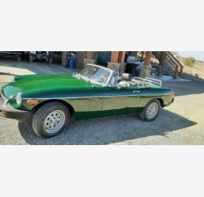 1977 MG MGB for sale 101288912
