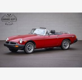 1977 MG MGB for sale 101321427