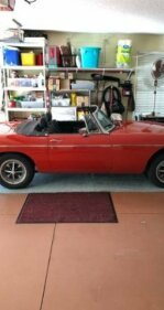 1977 MG MGB for sale 101334163