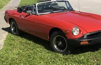 1977 MG MGB for sale 101384879