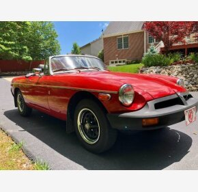 1977 MG MGB for sale 101386403