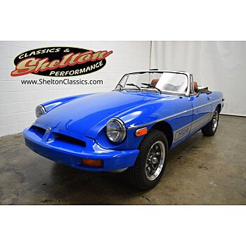 1977 MG MGB for sale 101431493