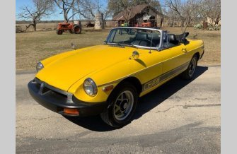 1977 MG MGB for sale 101462708