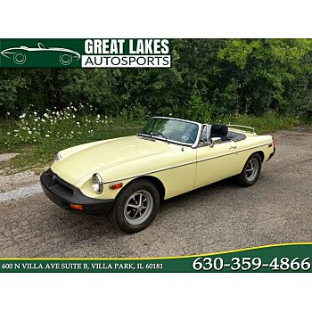 1977 MG MGB for sale 101469887