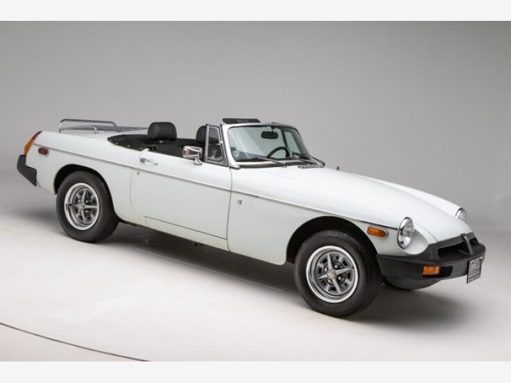 1977 MG MGB for sale 101529140