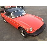 1977 MG MGB for sale 101586180