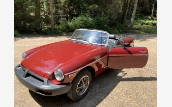 1977 MG MGB for sale 101598260