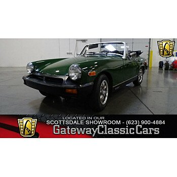 1977 MG Midget for sale 101046772