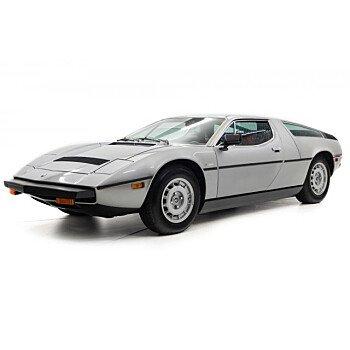1977 Maserati Bora for sale 101327079