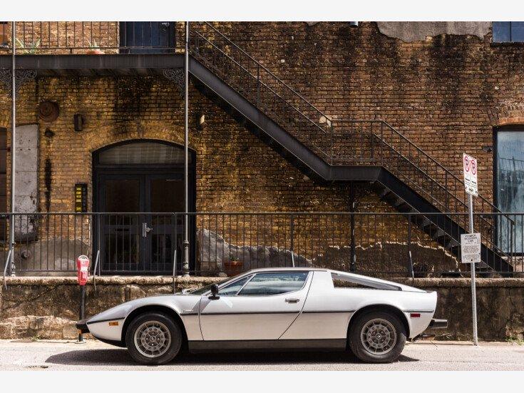1977 maserati merak for sale near houston, texas 77008 - classics on