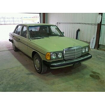 1977 Mercedes-Benz 240D for sale 101121198