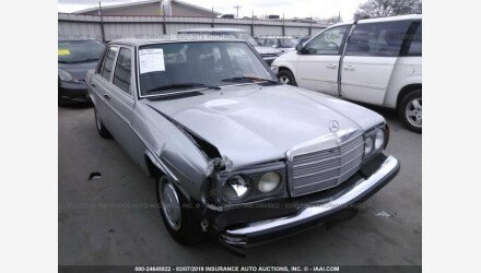 1977 Mercedes-Benz 300D for sale 101104263