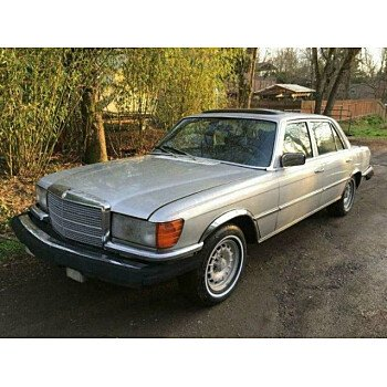 1977 Mercedes-Benz 450SEL for sale 101100572