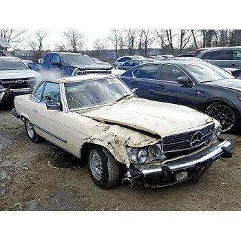 1977 Mercedes-Benz 450SL for sale 101122607