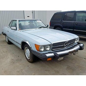 1977 Mercedes-Benz 450SL for sale 101127607