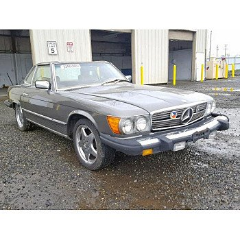 1977 Mercedes-Benz 450SL for sale 101127713