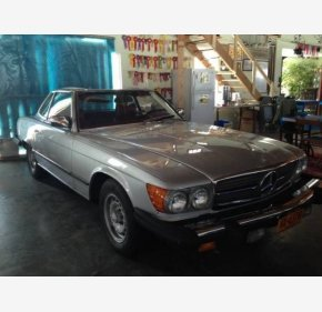 1977 Mercedes-Benz 450SL for sale 100906558