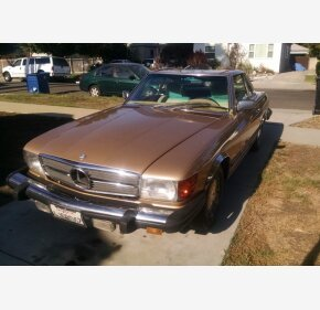 1977 Mercedes-Benz 450SL for sale 100984503